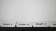 Image Exhibit Letters Tabs